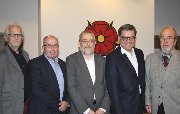 AGA e.V. mit neuem Vorstand